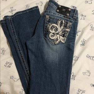 Miss Me Jeans - Miss me bootcut jeans